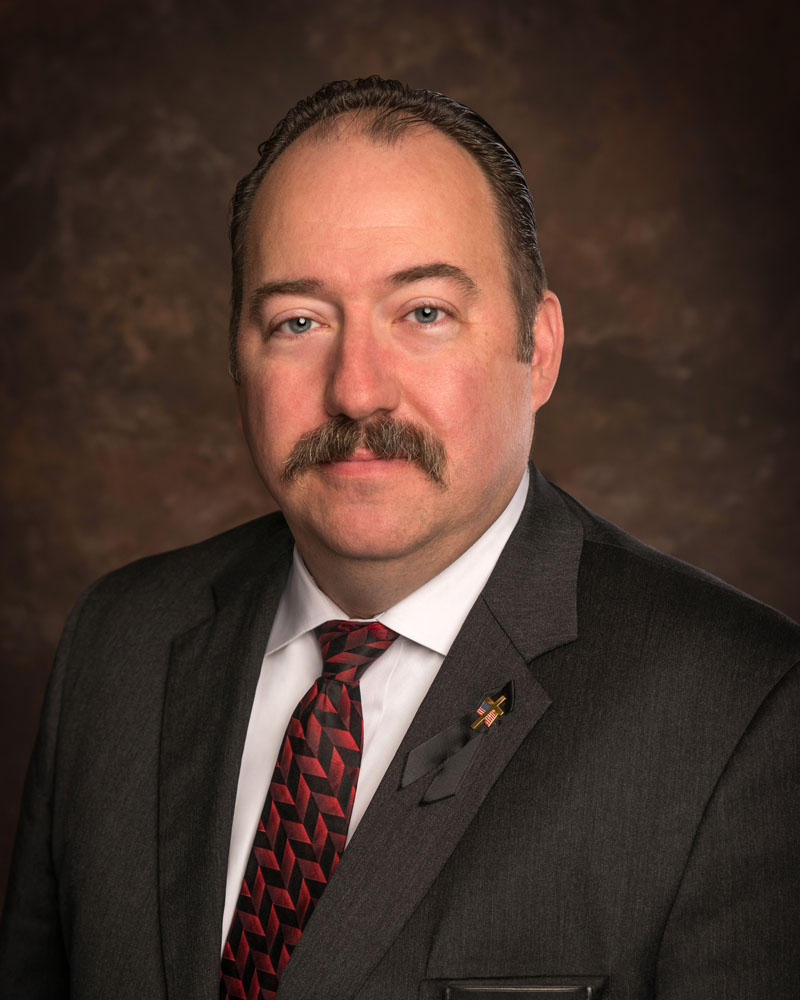 Lubbock County Sheriff Kelly Rowe