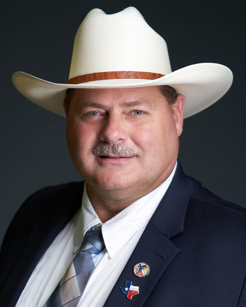 Franklin County Sheriff Ricky Jones