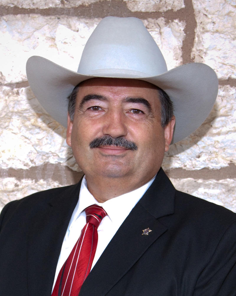 Gillespie County Sheriff Buddy Mills
