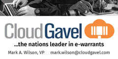 Cloud Gavel Banner Ad
